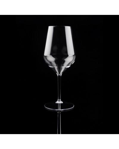 Calice Vino Cocktail Infrangibile 470cc Gold Plast
