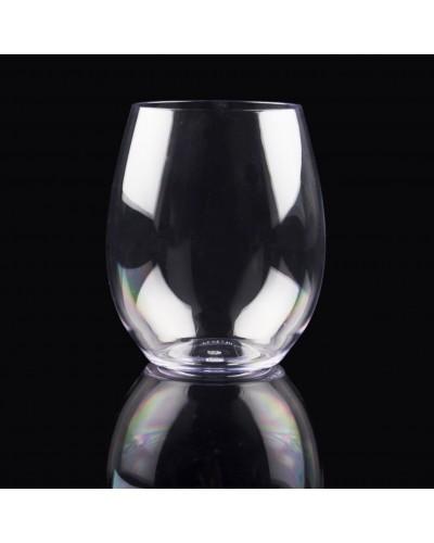 Bicchiere Acqua Vino Infrangibile 390cc