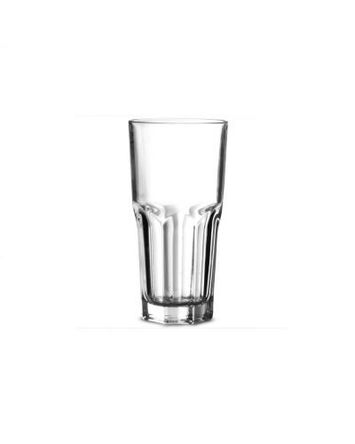 Set Bicchieri Alti Amaro Liquore Granity 20cl 6 pz Impilabili