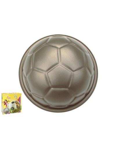 Stampo Antiaderente Pallone Calcio Pepe 25cm