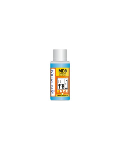 DETERSIVO DISINCROSTANTE BAGNO FRESH MD8 40 ml ULTRACONCENTRATO INTERCHEM