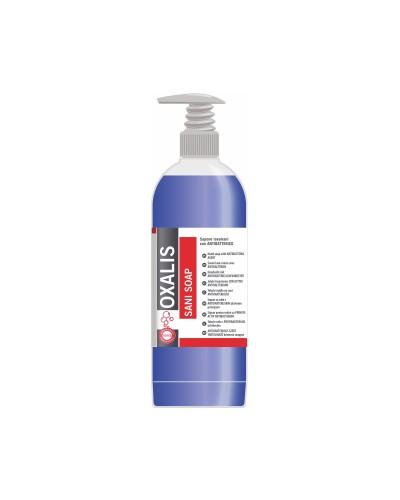 Sapone Liquido Mani Oxalis Sani Soap Con Antibatterico 1 lt Interchem