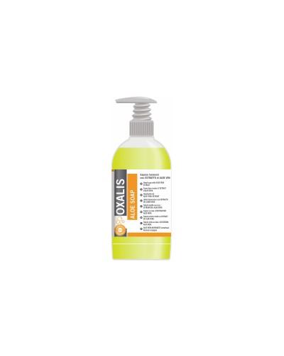 Sapone Liquido Mani Emolliente Oxalis Aloe Vera 1 lt Interchem
