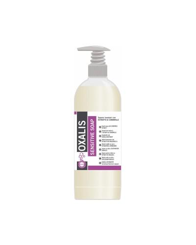 Sapone Liquido Mani Oxalis Sensitive Delicato 1 lt Interchem