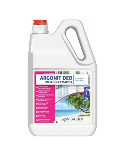 Deodorante Ambienti Argonit Freschezza Marina 5 kg Interchem