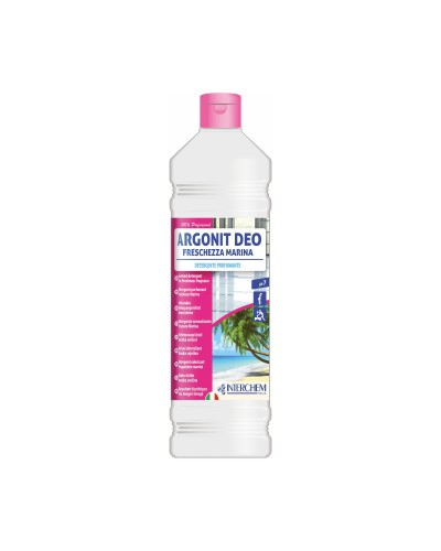 Deodorante Ambienti Argonit Freschezza Marina 1 lt Interchem
