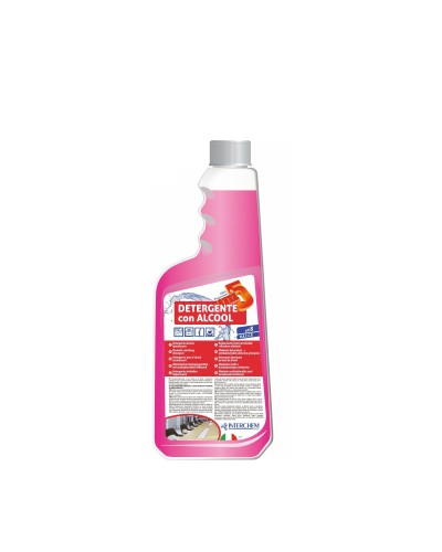 Detergente Igienizzante Multisuperficie Alcolico Uni5 750 ml Interchem