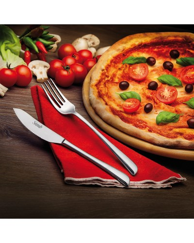 Coltello Pizza Forgiato Perpizza
