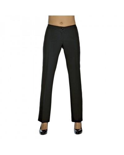 Pantalone Donna Sala Trendy Nero Tg. 46 Isacco