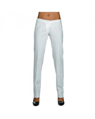 Pantalone Slim Bianco Tg. 46