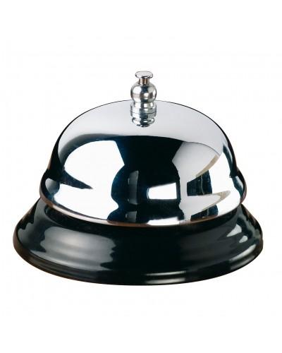 Campanello da Banco Ø 8,5 cm Acciaio Leone