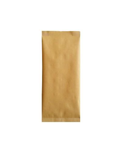 Busta Portaposate Carta Paglia Beige Neutra 1000 pz