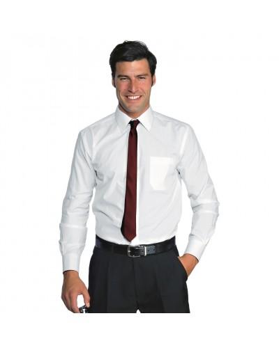 Cravatta Cameriere Slim Bordeaux Isacco