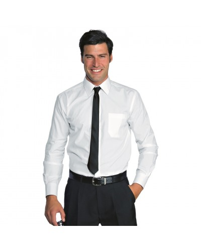 Cravatta Slim Nera