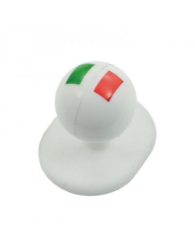 Bottoni a Pallina Bianchi Italy per giacca Isacco