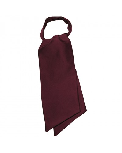Foulard Ascot Cameriere Bordeaux Isacco