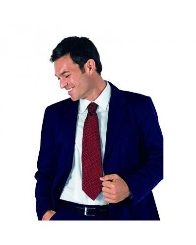 Cravatta Bordeaux Punto Spillo