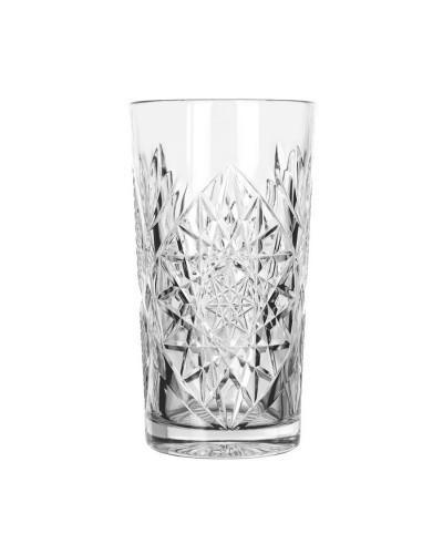 Set 12 Bicchieri bibite Long drinks Libbey Hobstar Cooler 47,3cl vetro