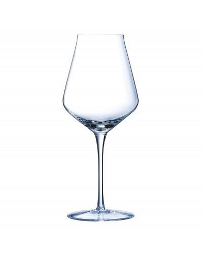 Set 6 Pz Calici Vino Reveal Up Soft 40 cl in Vetro - Chef e Sommelier