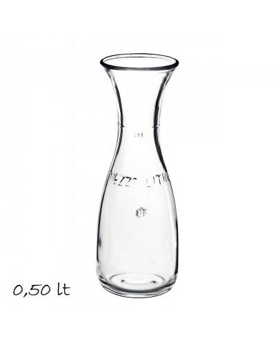 Caraffa Misura con Bollo 0,5 lt Bormioli in vetro acqua e vino