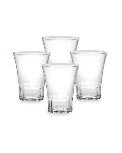 Set 4 Bicchieri Vino Amalfi da 17 cl in Vetro Duralex