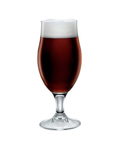 Set 3 Calici Birra Executive da 26,1 cl in Vetro Bormioli Rocco