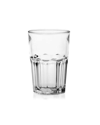 6 BICCHIERI VETRO GRANITY 35 CL ARCOROC bibita acqua amaro cocktail bar
