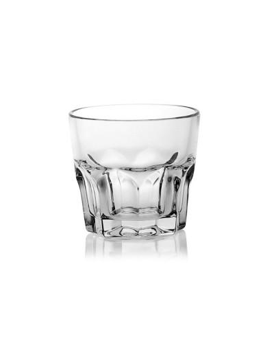 Set Bicchieri Liquore Bassi Arcoroc Granity 16cl 6pz Impilabili