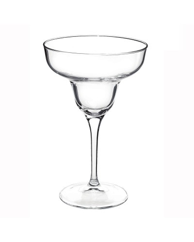 Set 2 Calici Ypsilon Cocktail Margarita da 33 cl in Vetro Bormioli