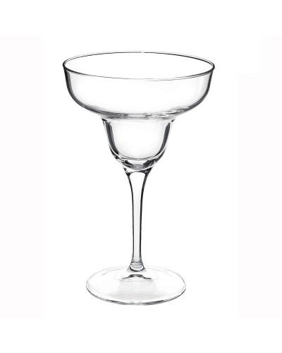 Set 2 Calici Ypsilon Cocktail Margarita da 33 cl in Vetro Bormioli