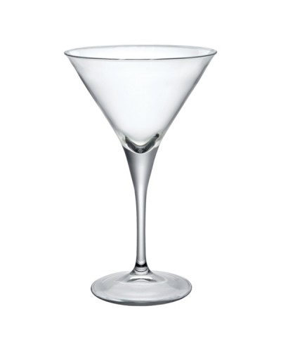 Set 2 Calici Ypsilon Cocktail Martini da 24,5 cl in Vetro Bormioli