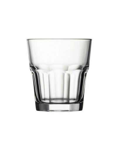 12 BICCHIERI CASABLANCA WHISKY 36 CL PASABAHCE BICCHIERE BIBITA SOFT DRINK BAR