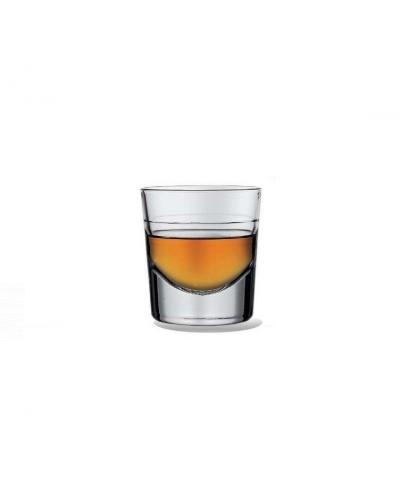 Set 6 pz Bicchieri per Whisky Liquore 18 cl Pasabahce Grande Vetro