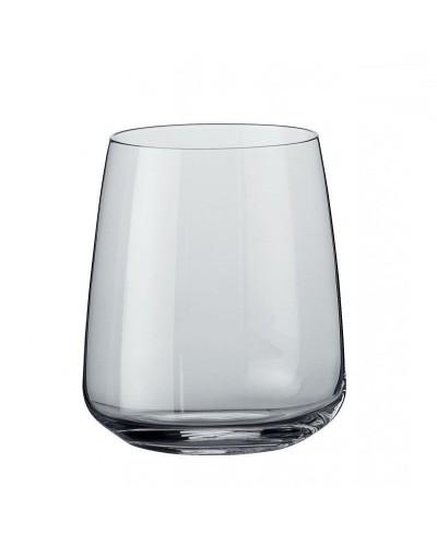 Set 6 pz Bicchieri Acqua Bevande Aurum 37 cl Bormioli Rocco Vetro Tumbler