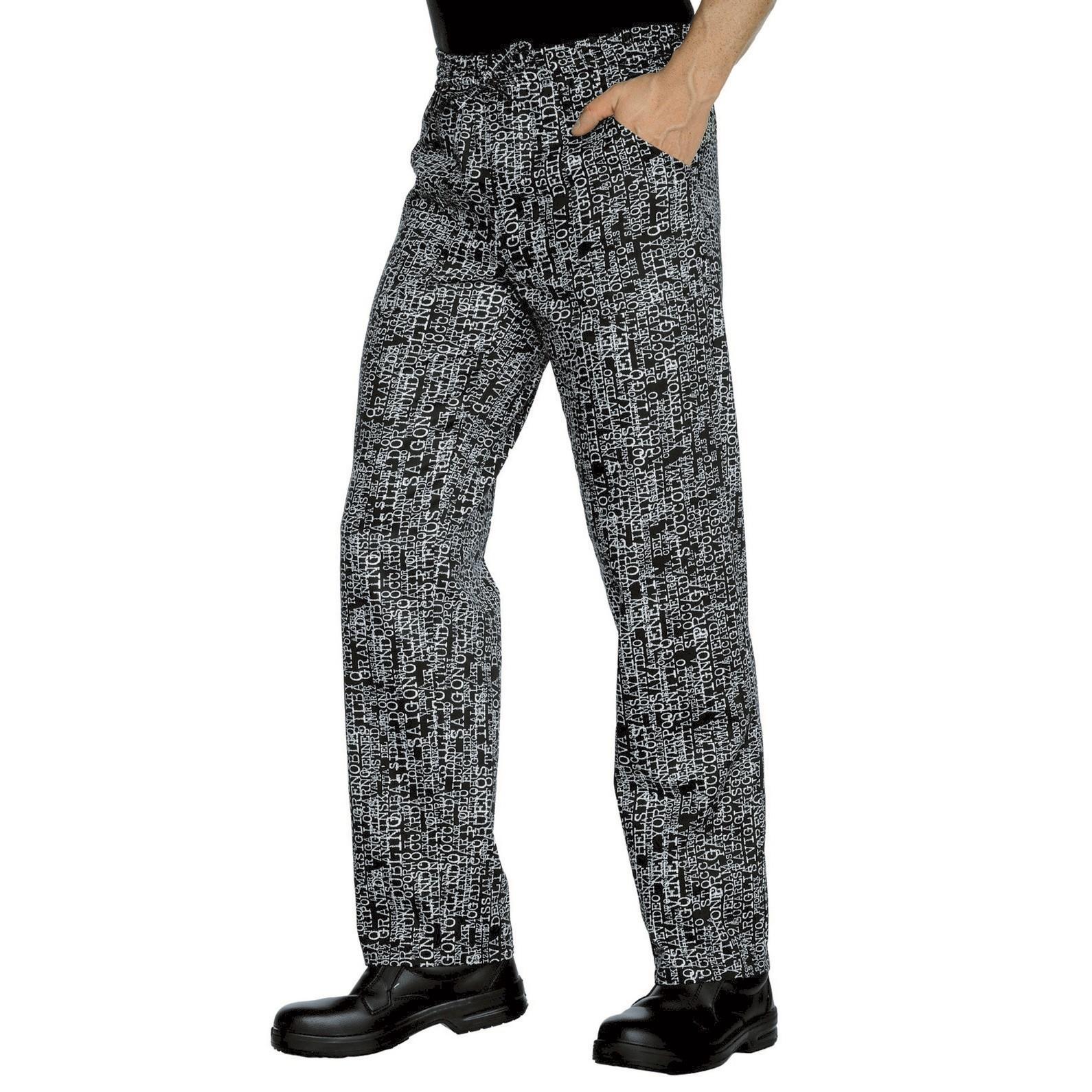 100/% Cotone S Isacco Pantalone con elastico Tortuga Tortuga 190 gr//m/²