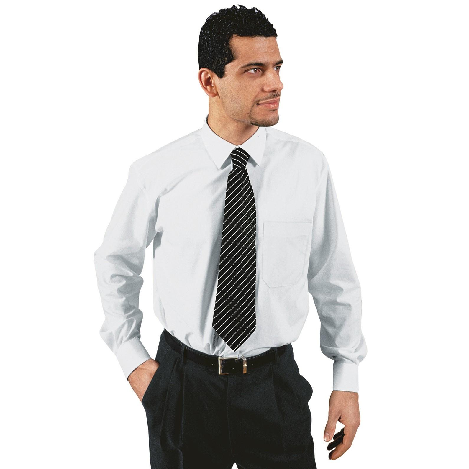 Camice Uomo Antiacido Bianco Cm 100 Poliestere XL Cotone ISACCO