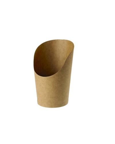 Bicchiere Fritti Avana Take Away da 12h cm