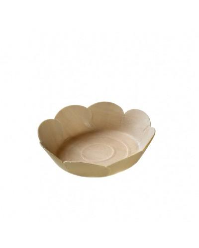 11.5 cm Round Balsa plate 24 pcs