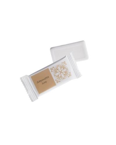 SAPONETTE FLOW PACK 10 gr ACANTO 600 pz HOTEL B&B LINEA CORTESIA SOAP