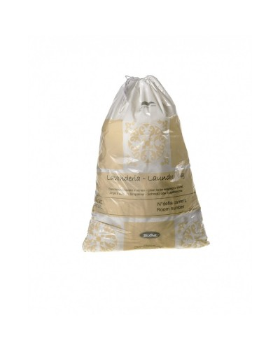Sacchetti Biancheria Acanto 39x54 cm 100 pz Leone per B&B e Hotel