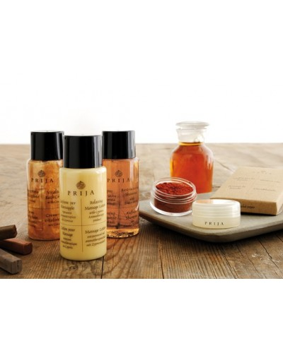 Flacone Doccia Shampoo 40 ml Fortifying Prija