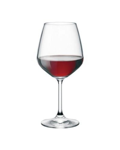 Set da 6 Pz Calici Vino Rosso Modello Divino da 53 cl Bormioli Rocco