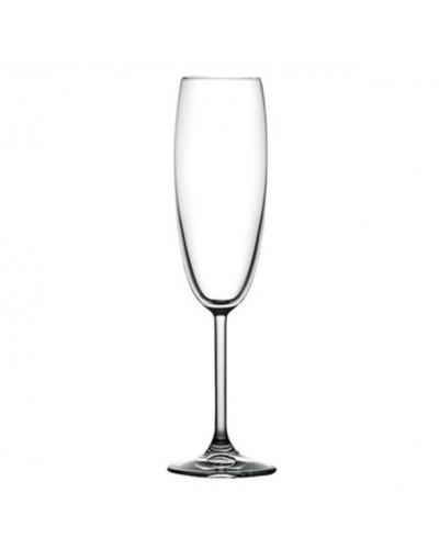 Set 6 pz Calici Flute Bicchieri per Spumante Sidera 22 cl Pasabahce