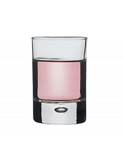 Set 6 pz Bicchieri Shot Cicchetti Liquore Pasabahce Centra 6 cl vetro