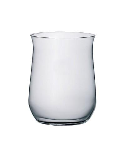 Set 6 pz Bicchieri acqua bevande Premium 40 cl Bormioli Vetro Sottile