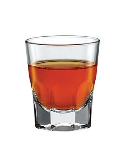Set 3pz Bicchieri Liquore Amaro Piemontese 10,5cl vetro Bormioli Rocco