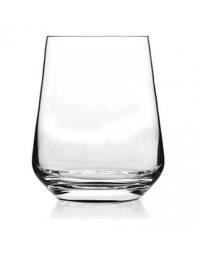 Set 6pz Bicchieri Acqua 40cl Bormioli Luigi per Bibite Whisky in Vetro