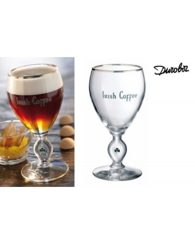 CALICE IRISH COFFEE 23 cl 6 pz IN VETRO DUROBOR