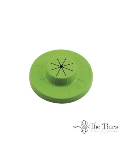 Coperchio per Miscelare Bicchieri Cocktail Mojito Cup Cover Verde Lime