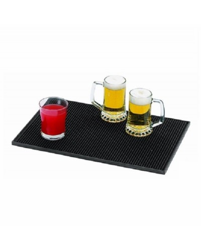 Tappetino Bar Nero 45x30 cm per Cocktail